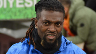 İstikbal Mobilya Kayserispor Emmanuel Adebayor ile anlaştığını açıkladı