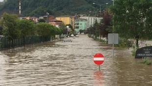 Samsun'da sel felaketi: Ölü sayısı 2'ye yükseldi