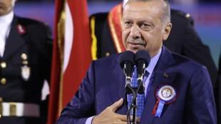 Erdoğan'dan ilk 'kayyım' açıklaması