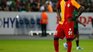 Galatasaray'a Diagne'den müjde var