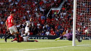 Manchester United 1 - Crystal Palace 2 (Premier Lig)