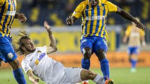 Ankaragücü 1- 1 Kayserispor (Süper Lig 2. hafta)
