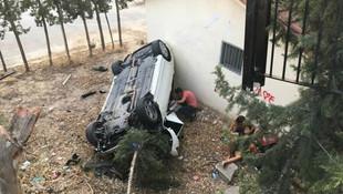 İzmir'de feci kaza: 1 ölü, 8 yaralı