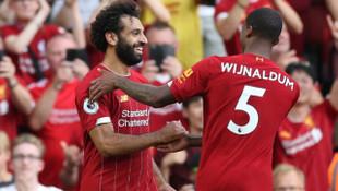 Liverpool 3-1 Arsenal (Premier Lig)