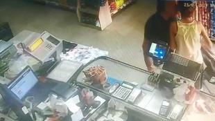 13 yaşındaki kızı taciz eden marketçi tutuklandı