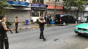 İstanbul'da temizlik işçilerine silahlı saldırı: 2 yaralı