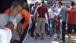Adana'da mide bulandıran taciz ! Polis kalabalığın elinden zor aldı