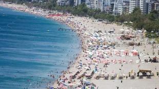 Antalya turizminde tüm zamanların rekoru kırıldı