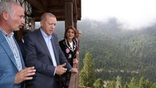 Erdoğan açıkladı ! Yaylaya otel için teşvik verilecek
