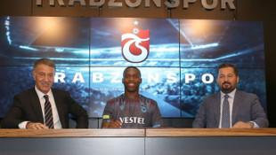 Daniel Sturridge Trabzonspor'la resmi sözleşmeyi imzaladı