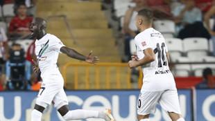 Antalyaspor 0 - 2 Denizlispor