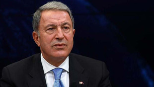 Bakan Akar'dan ''5 general istifa etti'' iddiasına cevap