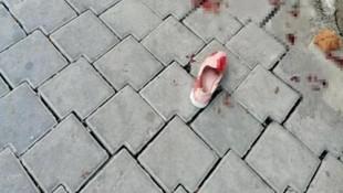 Bir kadına şiddet vakası daha!