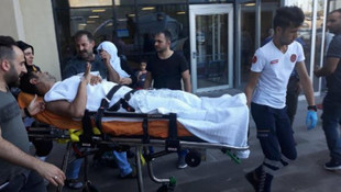 İstanbul'da çatışma: 4 yaralı !