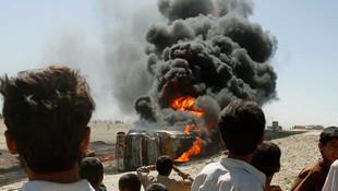 Afganistan'da karakola kanlı saldırı: 11 ölü