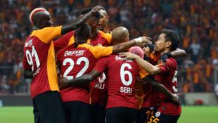 Galatasaray, 2015-2016 sezonunu hatırlattı
