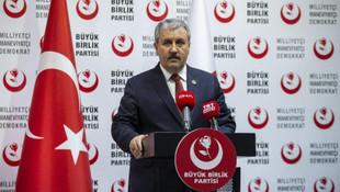 ''Tüm HDP'li belediyelere kayyum atansın''