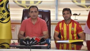 Yeni Malatyaspor Sakıb Aytaç'la 2 yıllık sözleşme imzaladı