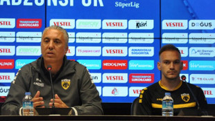 Nikos Kostenoglou: Trabzonspor'u elememiz çok zor