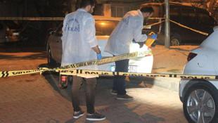 İstanbul'da kara çarşaflı saldırgan dehşet saçtı