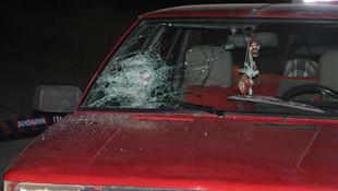 Trafik kavgasında hamile kadın silahla vuruldu