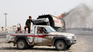 BAE'den Yemen ordusuna hava saldırısı !