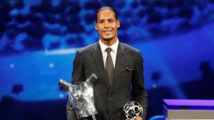 UEFA Avrupa'da Yılın En İyi Futbolcusu Virgil van Dijk seçildi