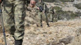 Jandarma ve MİT'ten Suriye'de IŞİD'e operasyonu
