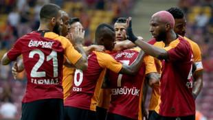 Galatasaray 2 - 1 Panathinaikos (Hazırlık maçı)