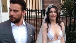 Sinan Akçıl ve Burcu Kıratlı sosyal medyada ''boşandı''