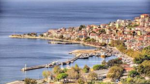 Marmara Adası'nda ateş yakma yasağı