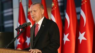 Cumhurbaşkanı Erdoğan'dan 2023 hedefleri açıklaması