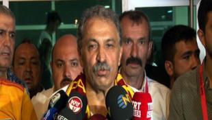 Erol Bedir: Bizim Galatasaray'a yenilmemizi istediler! Bu iş burada bitmeyecek