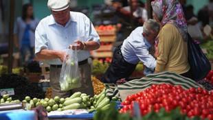 Maaşlara yapılan zam gıda enflasyonunda eridi !