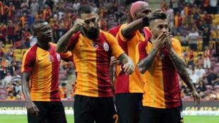 Galatasaray'dan 4. hazırlık maçında 2. galibiyet