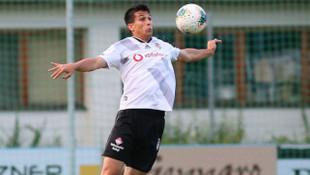 Beşiktaş'ta Necip Uysal da sakatlık kervanına katıldı