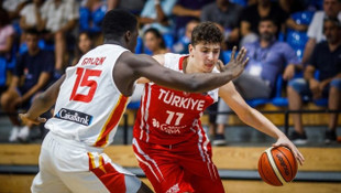 U18 Basketbol Milli Takımı'mız Avrupa ikincisi oldu
