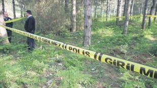Eyüpsultan'da vahşet ! Öldürüp ormana attılar
