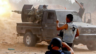 Libya'da hava saldırısı: 41 ölü, 37 yaralı