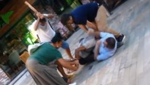 4 kişi tarafından öldüresiye dövüldü