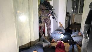 Türkiye'ye girişleri yasak 11 Suriyeli bakın nerede yakalandı