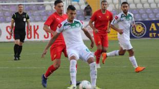 Göztepe 1 - 0 Difaa El Jadida (Hazırlık maçı)