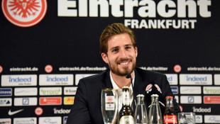 Eintracht Frankfurt Kevin Trapp ile 5 yıllık sözleşme imzaladı