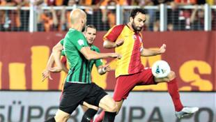 Süper Kupa'nın sahibi Galatasaray !