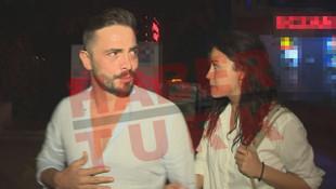 Ahmet Kural yeni sevgilisiyle yakalandı