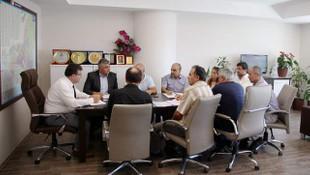 Kartal Belediyesi'nde Kurban Bayramı Koordinasyon Toplantısı