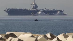 ''İran yabancı gemilere müdahale ediyor''
