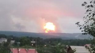 Rusya'da askeri üste füze testi sırasında patlama! 2 ölü 15 yaralı