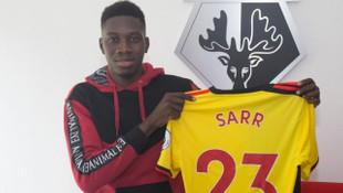 Watford'dan rekor kıran transfer: Ismaila Sarr