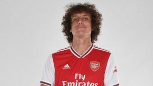 David Luiz, Arsenal'a transfer oldu